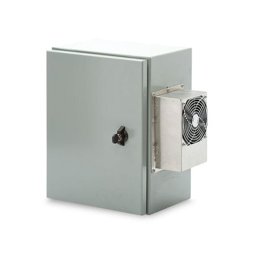wall-mount enclosure / rectangular / indoor / outdoor