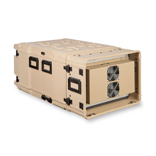 polypropylene crate / fiberglass / composite / storage