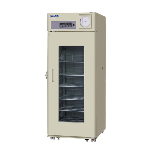 laboratory refrigerator / for blood banks / cabinet