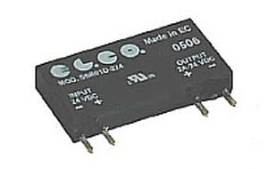 slim solid state relay