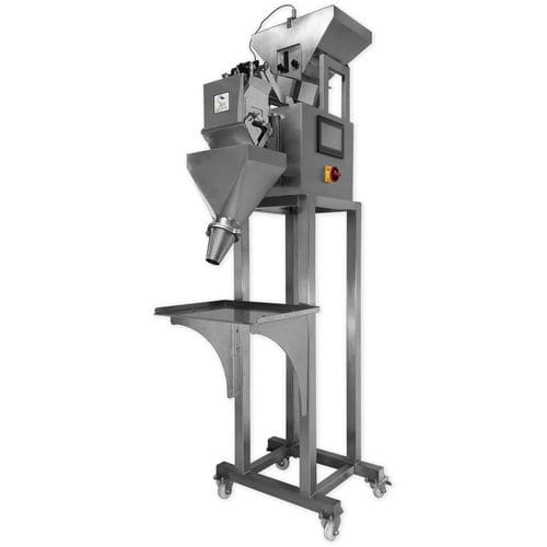 vertical bagging machine / weight / for granulates / automatic