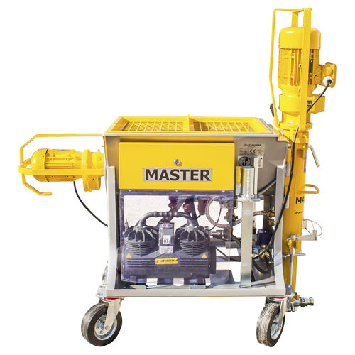 plaster spraying machine / for mortar