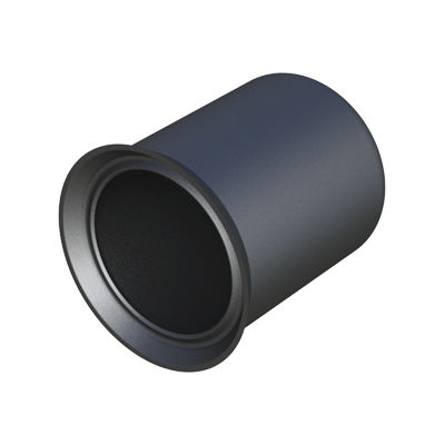 threaded cap / round / low-density polyethylene / protective