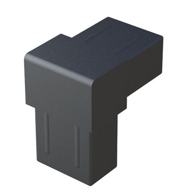 elbow tube connector / polyamide