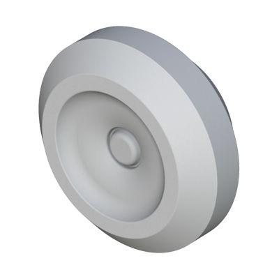 TPE cable grommet / membrane / high-resistance / waterproof