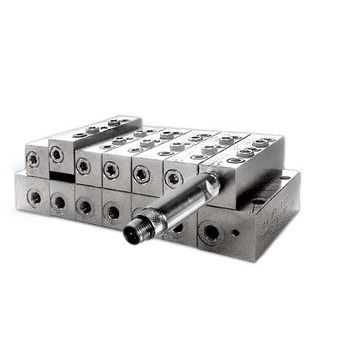 modular hydraulic directional control valve
