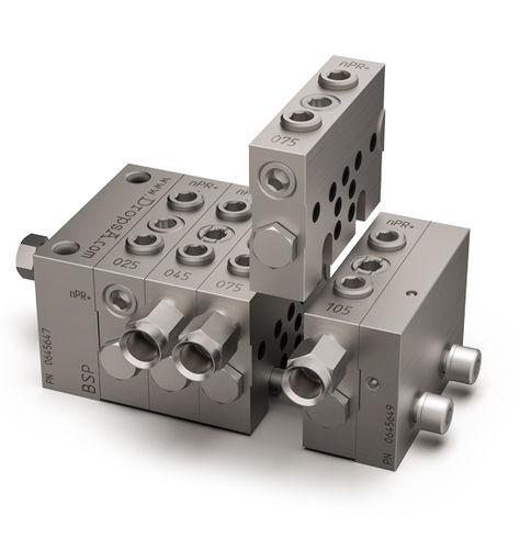 hydraulic directional control valve - Dropsa spa