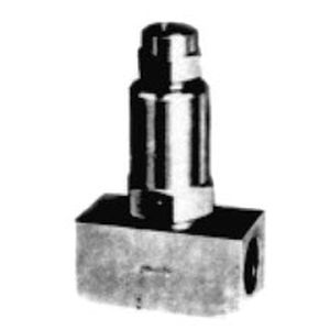 steel check valve / spring