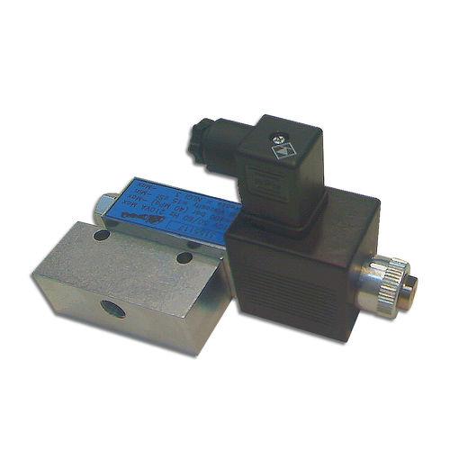 shut-off valve / pneumatic