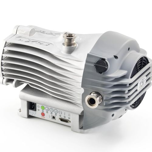 scroll vacuum pump / dry / single-stage / low-noise level