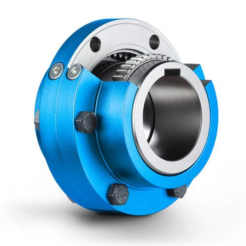 gear coupling / for pumps / breaker / for presses