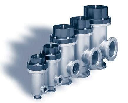 globe valve / pneumatically-operated / isolation