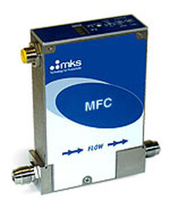 thermal mass flow controller / for gas