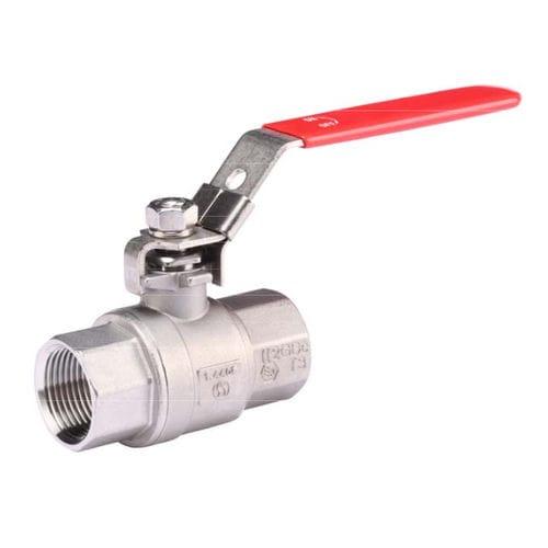 2-piece valve