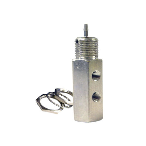plug valve / pneumatically-operated / for precision materials handling / compact