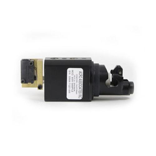 pinch valve / pneumatically-operated / control / aluminum