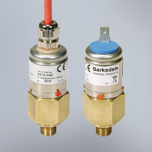 liquid pressure switch