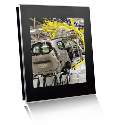 resistive touch screen panel PC / capacitive touch screen / multitouch screen / 1024 x 768