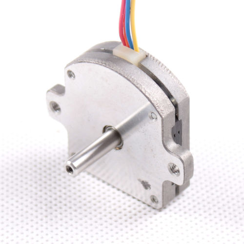 DC motor / stepper / pancake type / variable reluctance
