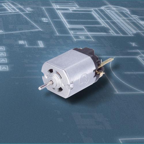 DC motor / brushed / 24V / IP20