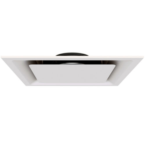 square air diffuser / ceiling