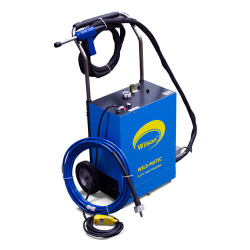 water cleaner / single-phase / mobile