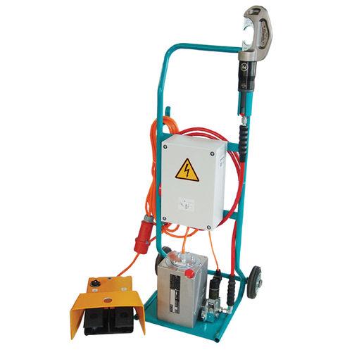 hydraulic radial piston pump