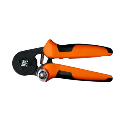 hand-operated crimping tool