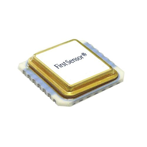 2-axis inclination sensor / digital / capacitive / MEMS