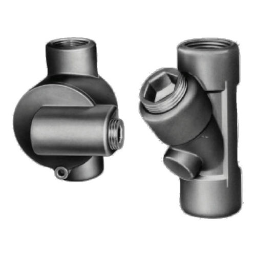 screw-in fitting / T / Y / hydraulic