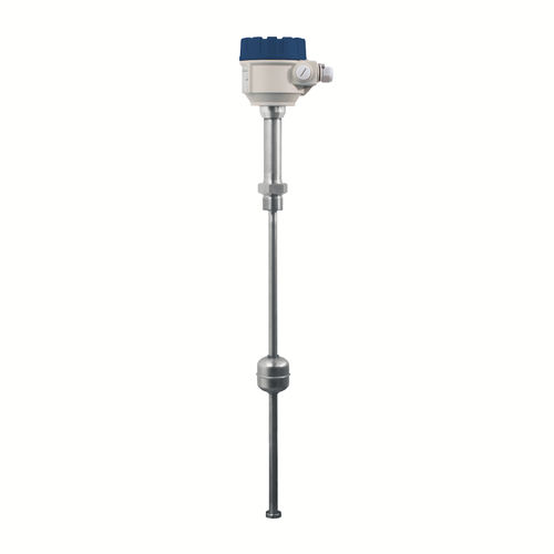 magnetostrictive level transmitter / for liquids / 2-wire / stainless steel