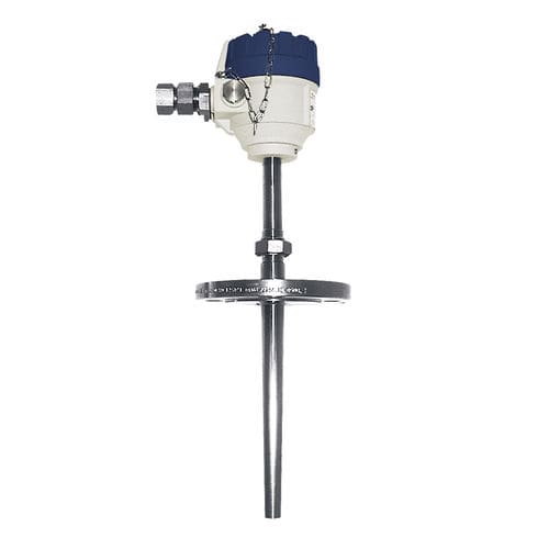 temperature sensor with thermowell