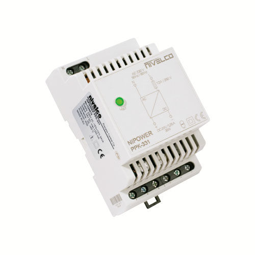 AC/DC power supply / DIN rail / with short-circuit protection / with
