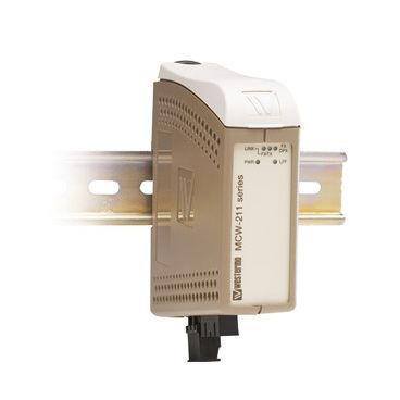 Ethernet media converter / unmanaged