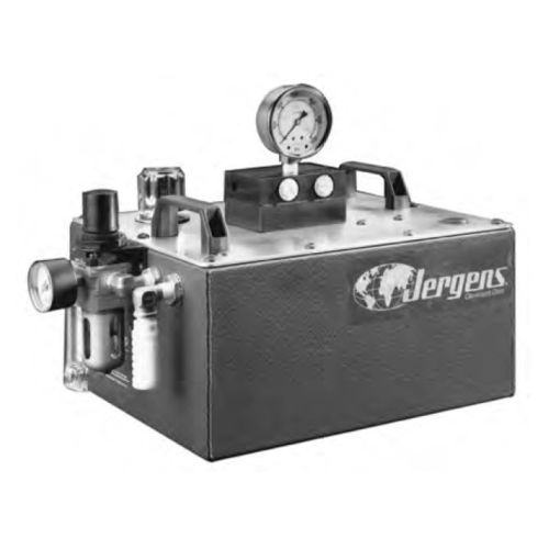 air-driven hydraulic power unit / compact