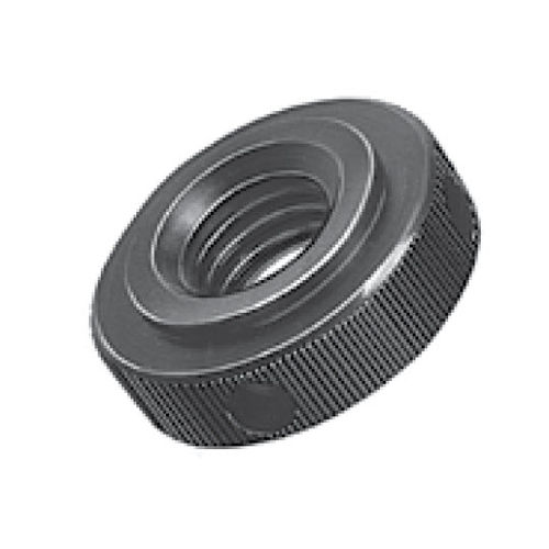 knurled nut / carbon steel