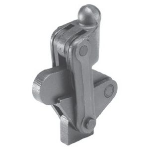 vertical toggle clamp / for heavy loads