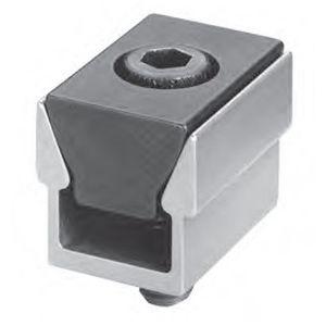 mechanical clamp / expandable / machining