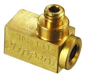 pneumatically-operated valve - Clippard