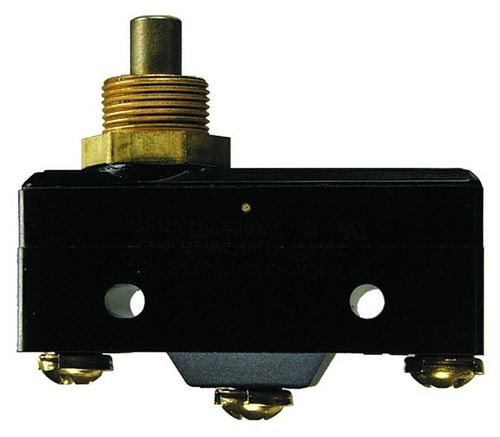 multipole switch / electromechanical / snap-action