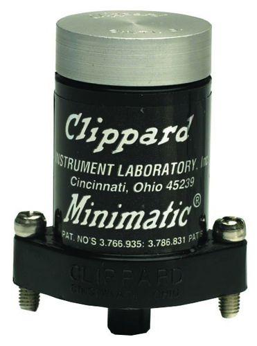 normally open valve / pulse / exhaust / 3-way