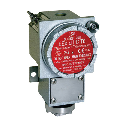 diaphragm pressure switch / differential / rugged / explosion-proof