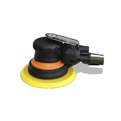 pneumatic sander / orbital / low-vibration / high-performance