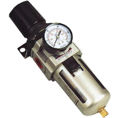 compressed air filter-regulator