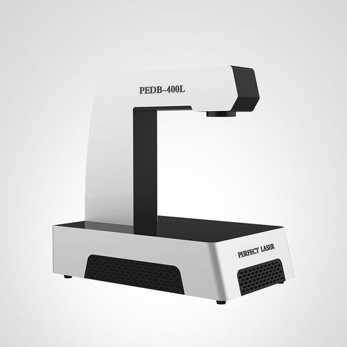 fiber laser marking and engraving machine / for metal / for plastics / automatic