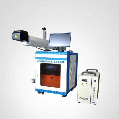 CO2 laser marking machine / benchtop / for integration / manual