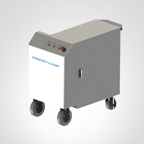 laser cleaning machine / handheld / for the automotive industry / metal machining