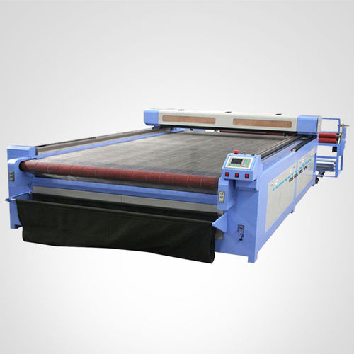fabric cutting machine / laser / CNC / engraving