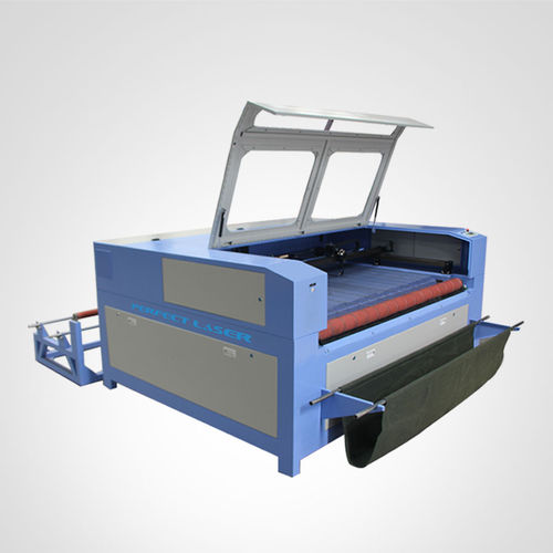 fabric cutting machine / CO2 laser / for industrial applications / high-precision