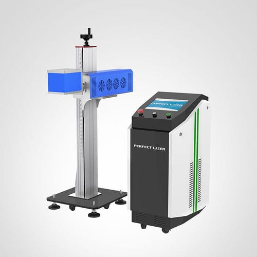 laser marking machine / benchtop / for metal / automatic